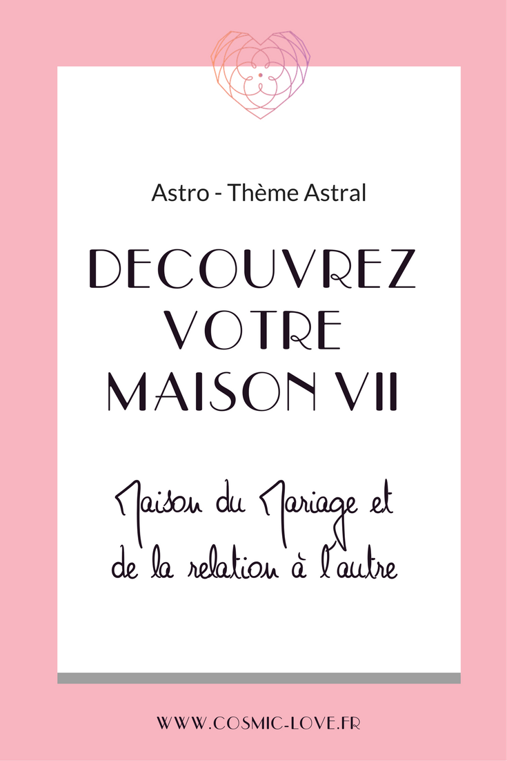 th me astral la maison vii maison du mariage et de la. Black Bedroom Furniture Sets. Home Design Ideas